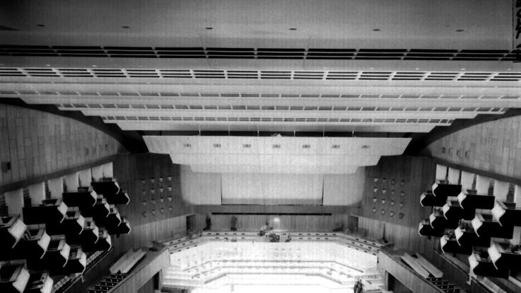 Royal Festival Hall was regarded as the world's most sophisticated concert hall in 1951