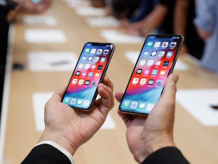 Apple announces three new iPhones amid leaks