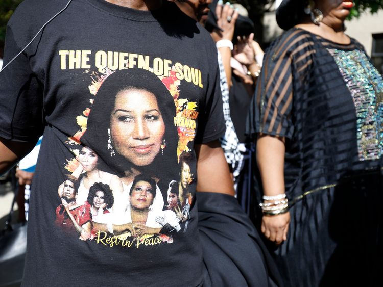 Aretha Franklin: A fitting goodbye to the Queen of Soul