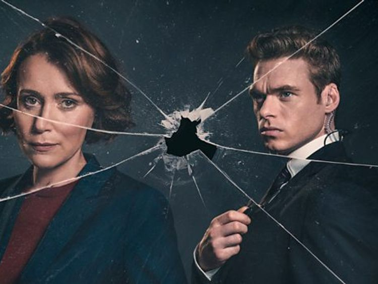 Millions were gripped by the Bodyguard finale. Pic: BBC