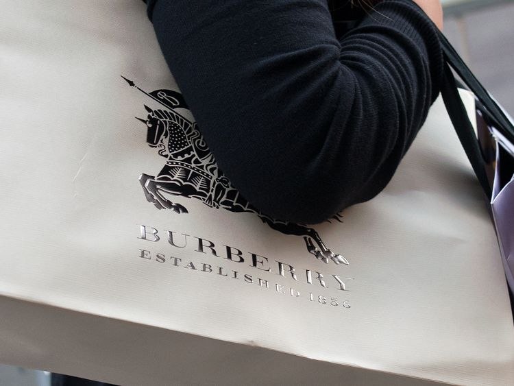 Burberry promises to stop burning unsold merchandise