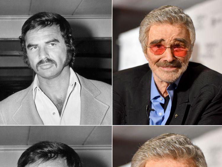 Hollywood legend Burt Reynolds dies aged 82