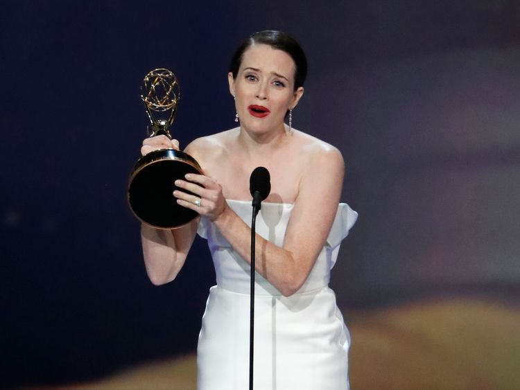 Game of Thrones, Claire Foy and Thandie Newton scoop Emmys