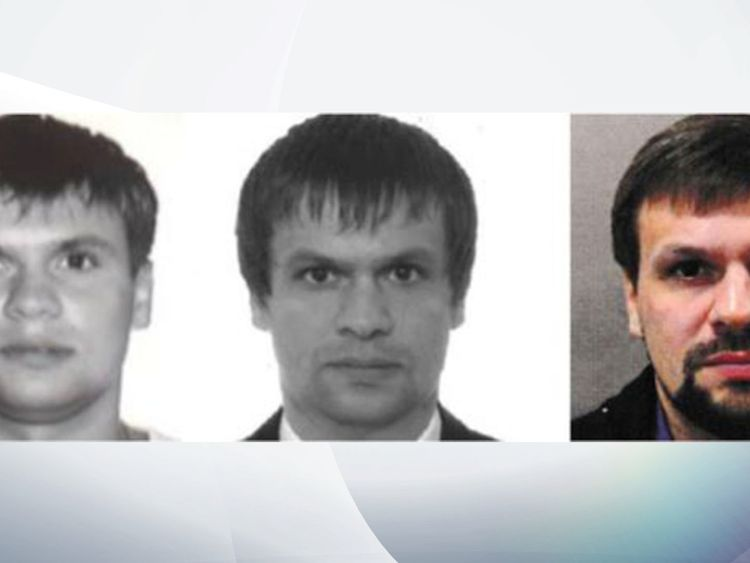 Salisbury poisoning suspect named as a Russian colonel by United Kingdom media