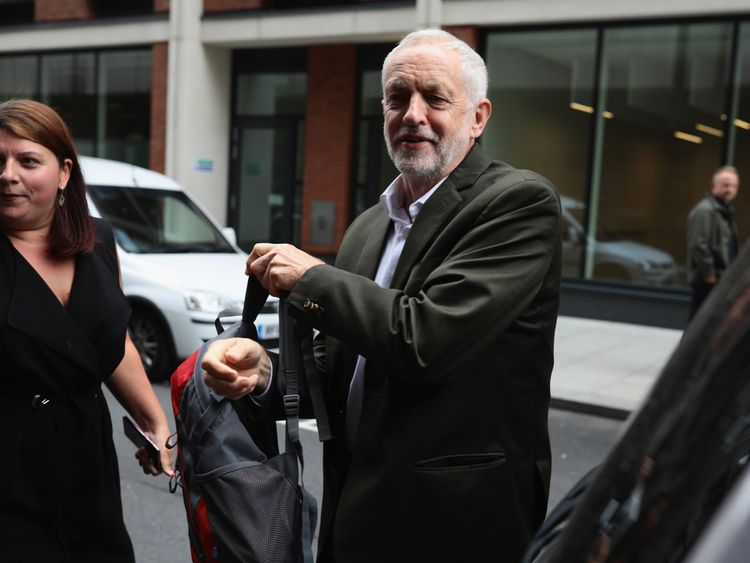 Labour adopts antisemitism change with free-speech clause