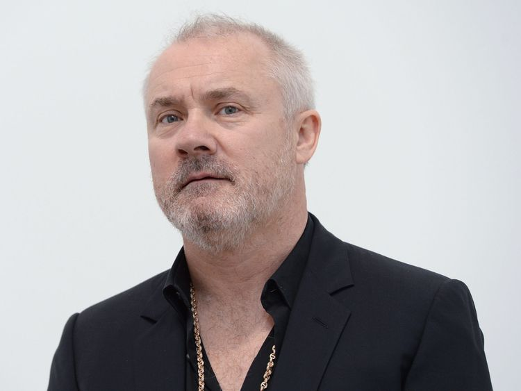 Damien Hirst has a restaurant in the parish