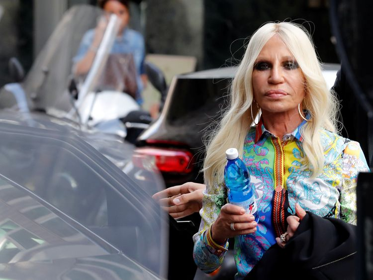 Versace fans are begging Donatella Versace to reconsider sale to Michael Kors