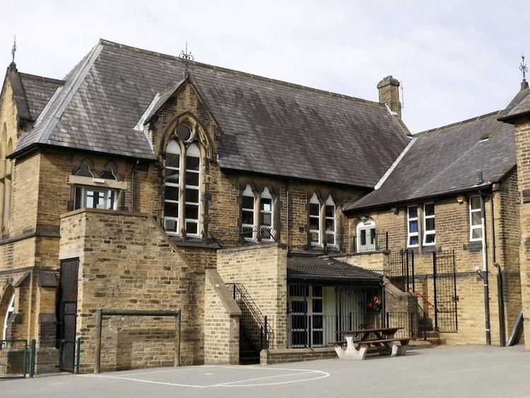 Tuel Lane Infant's School in Sowerby Bridge, Yorkshire