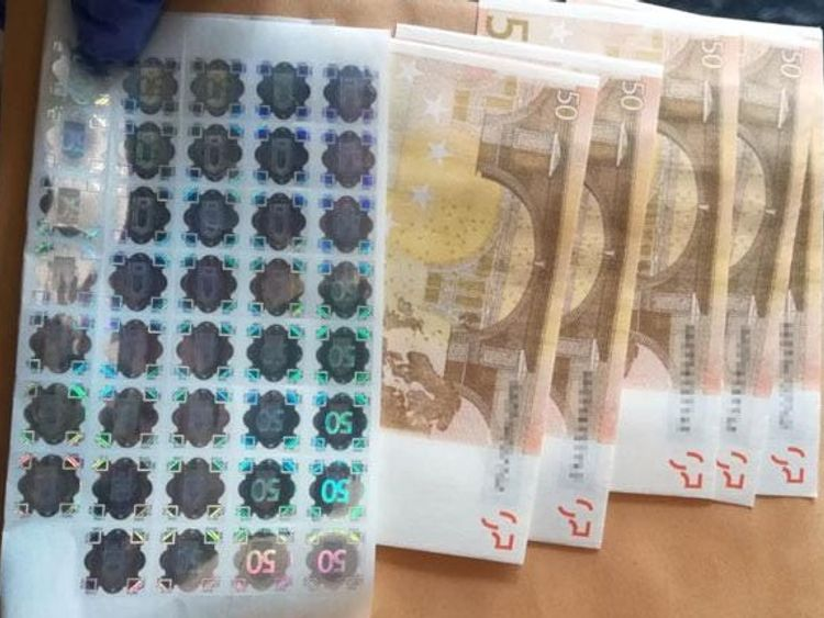 Man arrested for selling counterfeit notes on darknet