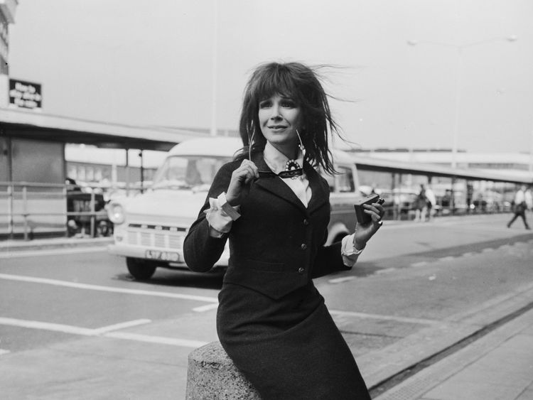 Fenella Fielding: Life and career in pictures