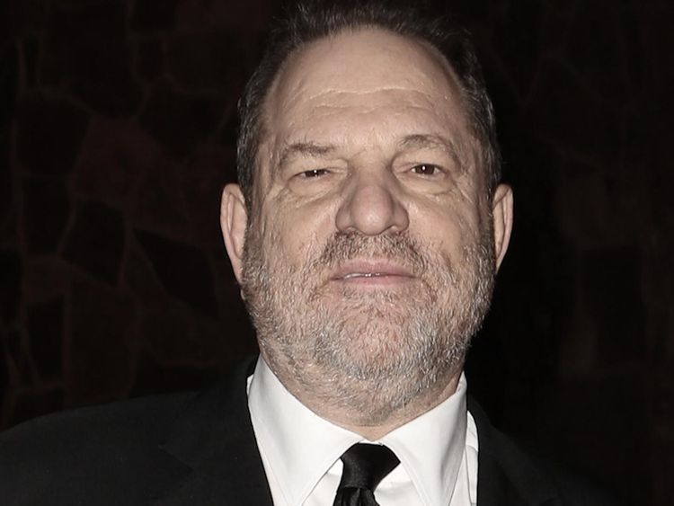 Video shows Harvey Weinstein behaving inappropriately