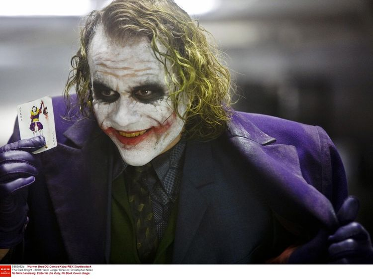 Revealed: First look at Joaquin Phoenix as Joker