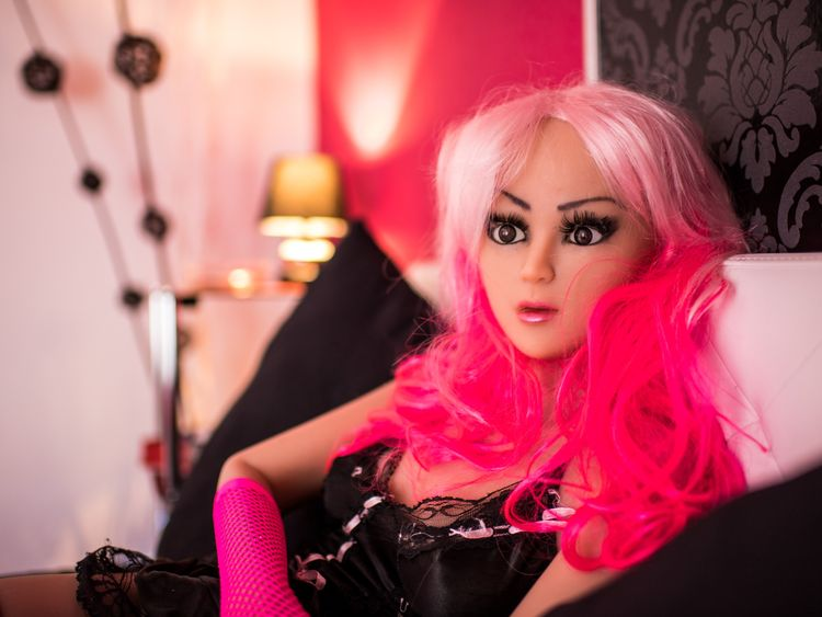 Gavriel said he aimed to set up ten sex doll brothels across the US by 2020.