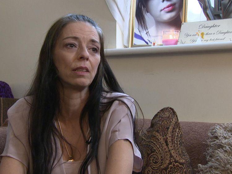 Samantha Shrewbury's daughter Jayden was murderered