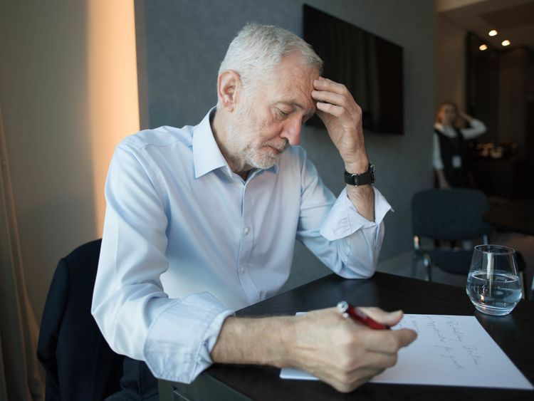 Corbyn to attack 'greed-is-good capitalism'