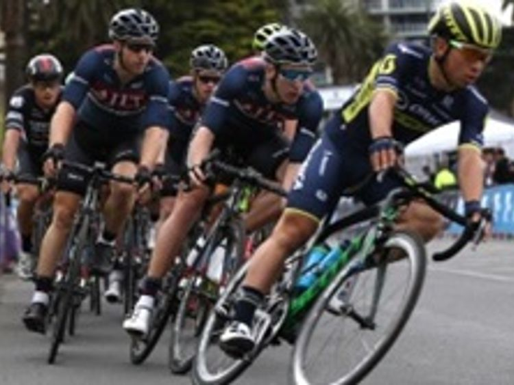 JLT's sponsorship interests include the JLT Condor cycling team. Pic: JLT
