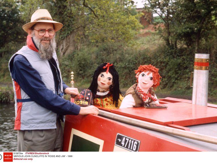 Postman Pat and Rosie and Jim creator John Cunliffe dies
