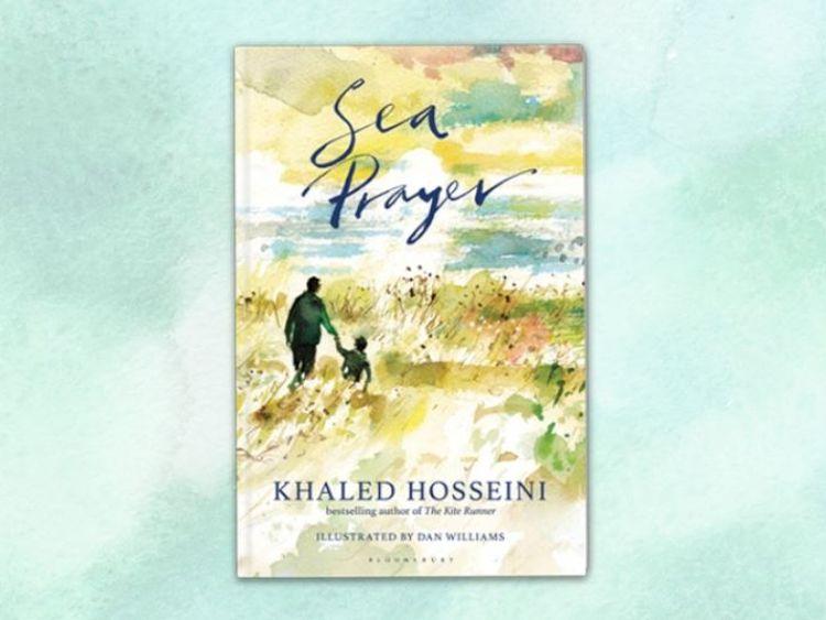 Sea Prayer by Khaled Hosseini. Pic: UNHCR