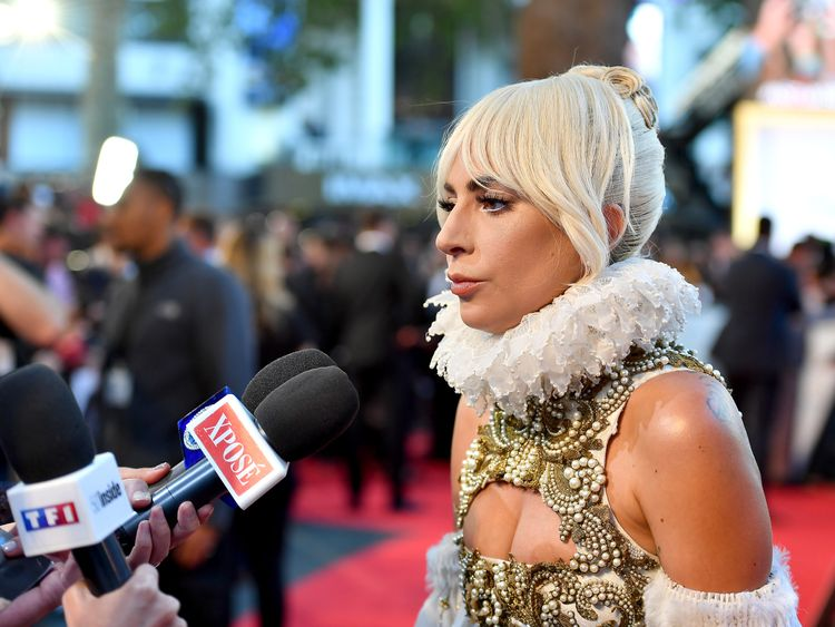 Lady Gaga was told to 'get a nose job'