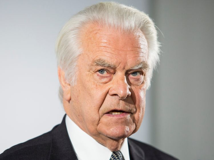 Lord David Owen called for the UK to be self-sufficient in Factor VIII