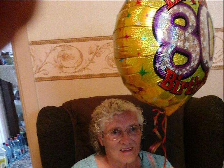 Margaret Skidmore was attacked by her daughter's murderer