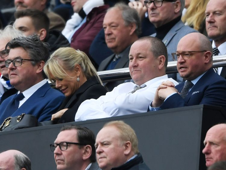 New takeover bid for Newcastle United?