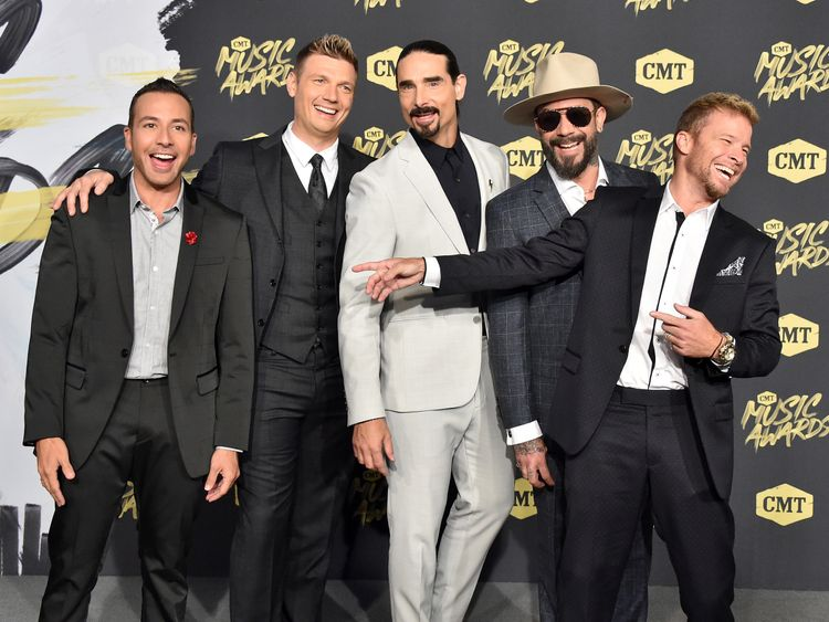 Backstreet Boys star will not be charged with rape