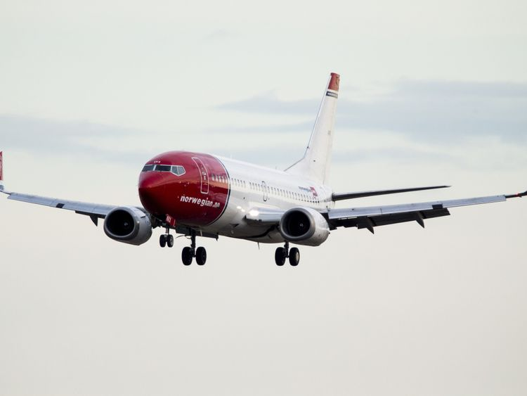 Norwegian topped the worst in the long haul categories