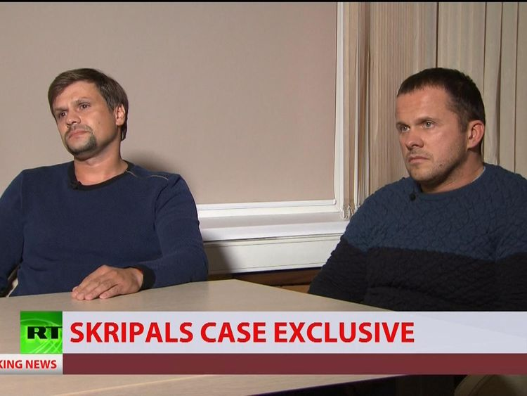 Skripal attack: Bellingcat names second Salisbury suspect