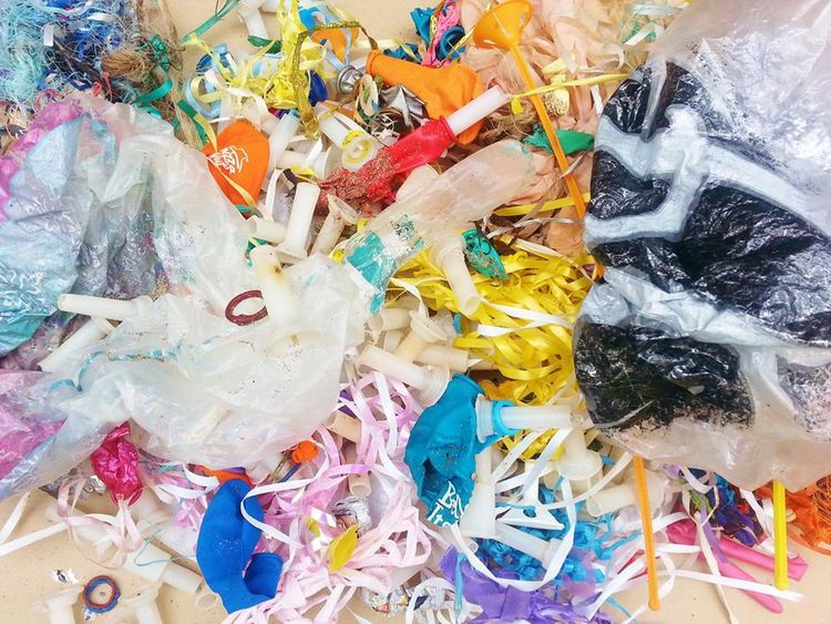 Ocean plastics have pervasive impacts it has on all aspects of ecosystems