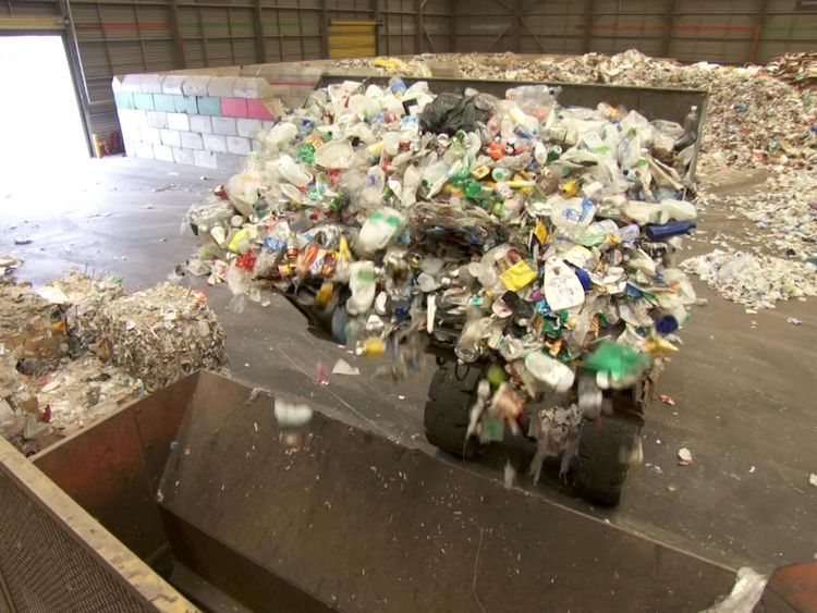 More plastic is set to be produced in the next five years than in the whole of the 20th century