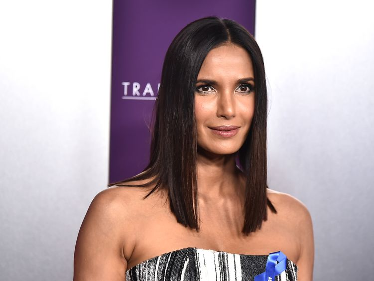 Padma Lakshmi alleged she was sexually assaulted by a former boyfriend when she was 16