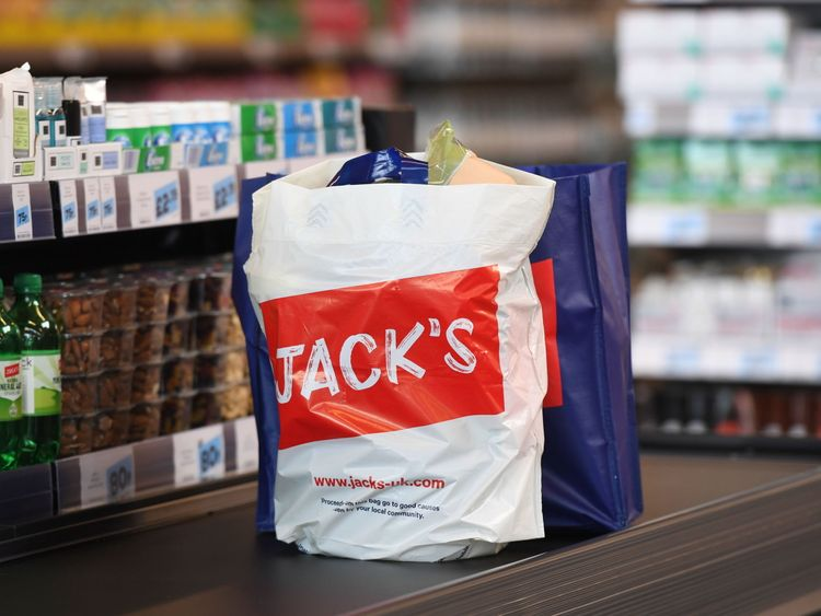 Up to 15 Jack's stores will open over the next 12 months