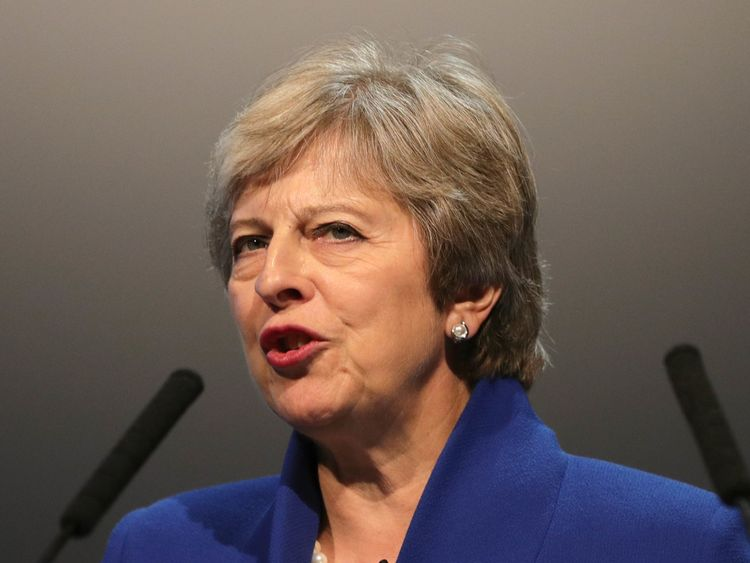 The EU tells Theresa May her Chequers Brexit plan 'will not work'