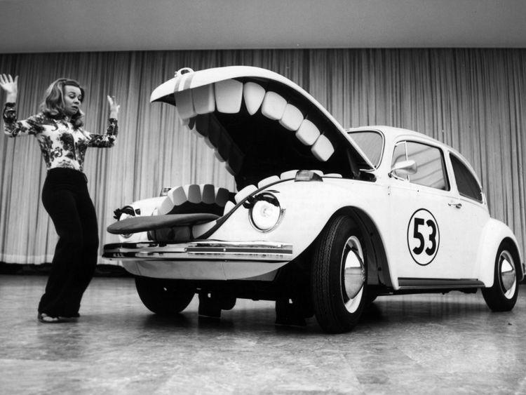 End Of The Road For Beetle Car