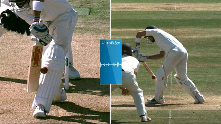Should Kohli have been dismissed lbw for nine? Watch here and decide for yourself!