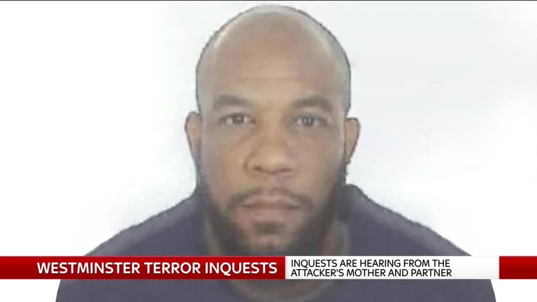 Westminster attacker's mother 'utterly ashamed'