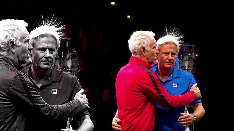 John McEnroe says Bjorn Borg was his  greatest rival  ahead of the ... d391c4381ef