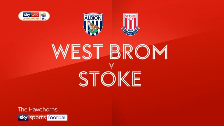 Highlights: West Brom 2-1 Stoke