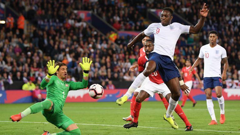 England 1-0 Switzerland