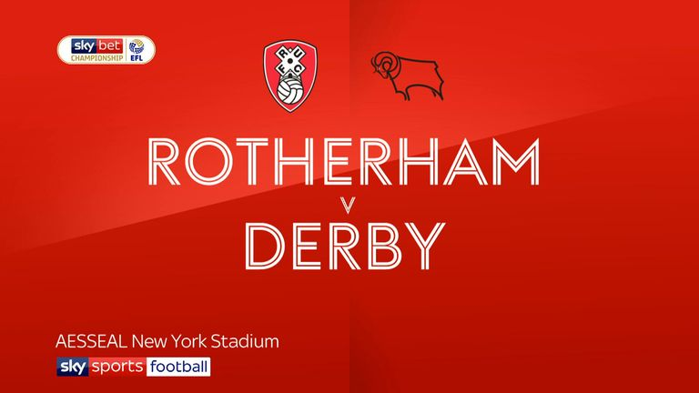 Rotherham 1-0 Derby
