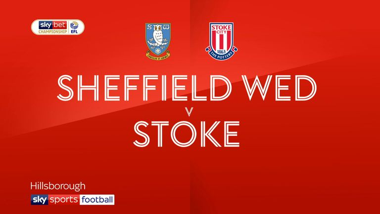 Sheff Wed 2-2 Stoke
