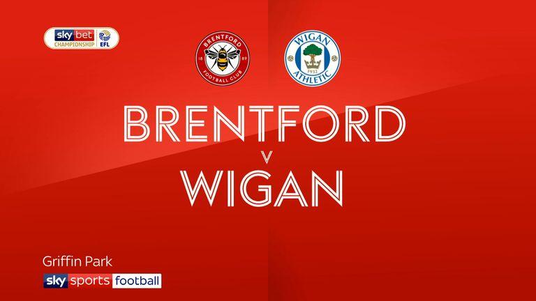 Brentford 2-0 Wigan