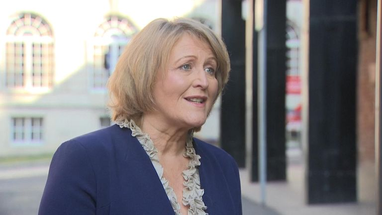 Children's Commissioner Anne Longfield thinks the summer break is of suitable length