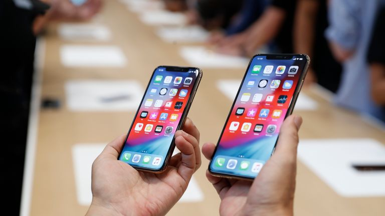 New iPhones: 'Pro' models to sport upgraded camera and Face ID, says report