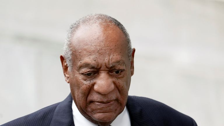 Comedian Bill Cosby has been sentenced to three to 10 years in jail