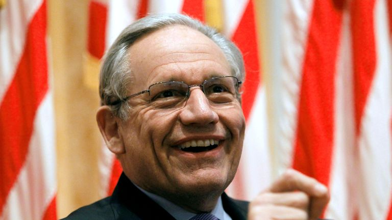 Bob Woodward says people are trying to protect their jobs