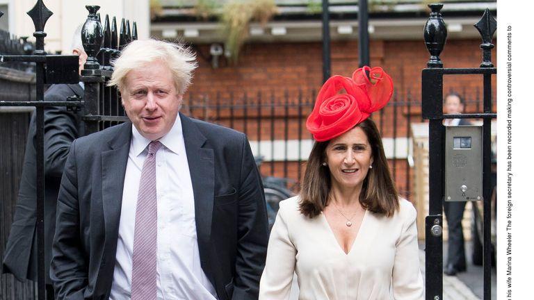 Boris Johnson and wife Marina Wheeler to divorce after