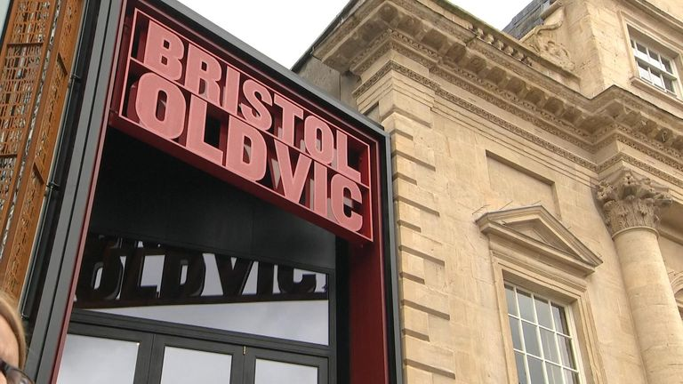 Bristol Old Vic reopens its doors after refurb