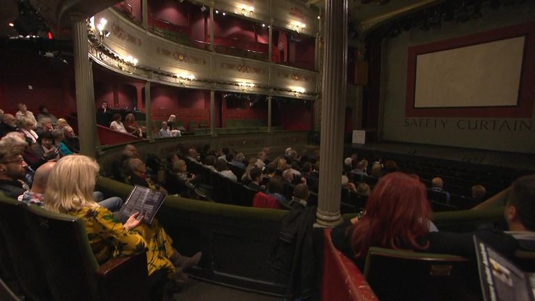 Bristol Old Vic reopens its doors to 'everyone'